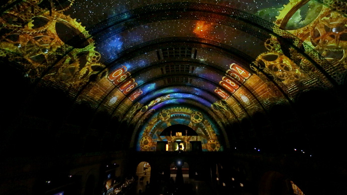 Technomedia Designs Stunning Visual Experience for The Grand Hall at St. Louis's Union Station