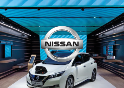 Nissan Paris Case Study